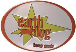 earthdog Logo Sign