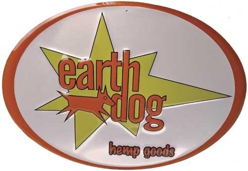 earthdog Logo Sign
