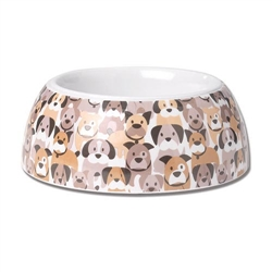 Pooch Parade White Multi, 4 cups