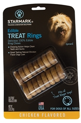 Starmark - 16 Count Edible Treat Rings USA