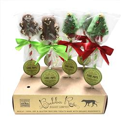 Christmas Cake Pops w/ Stand
