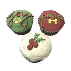 Christmas Cupcakes - Perishable