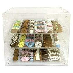 Full Bakery Case Special