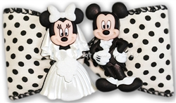 Mickey and Minnie Marry