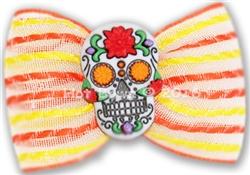 Sugar Skull, Orange