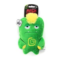 Spunky Pup Plush Alien Flex - Gro