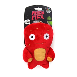 Spunky Pup Plush Alien Flex - Stixx