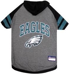 NFL Philadelphia Eagles Hoody Dog Tee