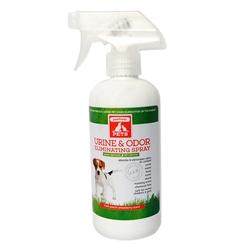 Dog Urine Odor Eliminator Spray Peach Strawberry-16oz