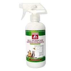 All Purpose Pet Odor Eliminator Spray Pomegranate -16oz