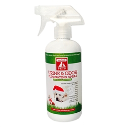 All Purpose Pet Odor Eliminator Spray Holiday Pomegranate -16oz