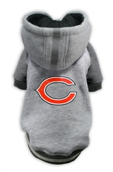 Bears NFL Pet Hoodie by Hip Doggie