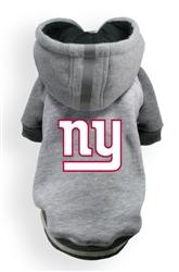 Giants NFL Pet Hoodie by Hip Doggie
