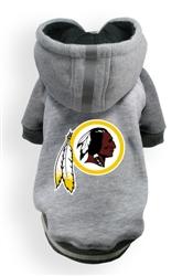 Redskins NFL Pet Hoodie by Hip Doggie
