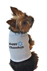 Happy Chanukah Tank