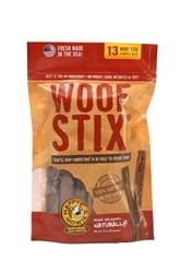 Beef Woof Stix - Baker's Dozen