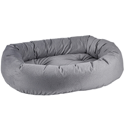 Donut Bed Shadow Microvelvet