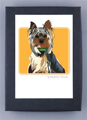 Yorkshire Terrier - Grrreen Box Notes