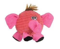 Tender-Tuffs Ball - Round Pink Elephant
