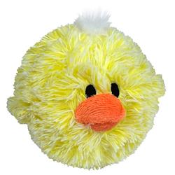"4"" EZ Squeaker Ball - Chick"