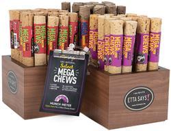 MEGA Select Chews Starter Kit - Display & 54 Chews