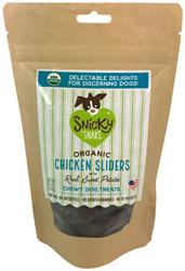 Snicky Snaks USDA Organic Chicken Sliders with Real Sweet Potato, wt 5.5oz