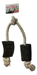 "Water Buffalo Hornz 24"" TUGZ Rope Toy"