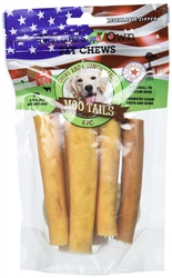 Best Buy Bones Nature's Own Moo Tails Pet Chews 6pc. Bag