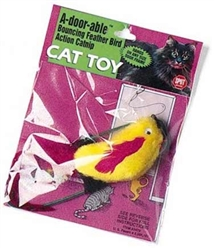 Spot Ethical A-Door-Able Bouning Bird With Rattle