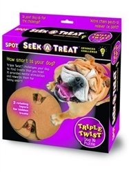 Seek-A-Treat Advanced Challenge Triple Twist
