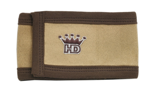 Brown/Crown Belly Band by Hip Doggie