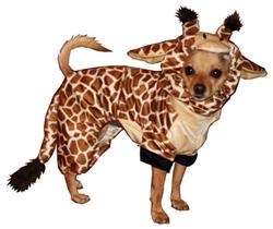 Giraffe Costume by Hip Doggie