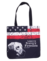 Freedom Dog Tote
