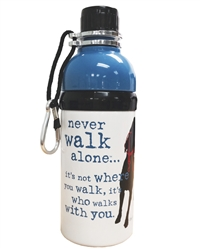 Dog Is Good - Never Walk Alone Pet Water Bottle