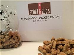 Applewood Smoked Bacon BULK Dog Treats (13 lbs)