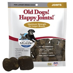 Ark Naturals Old Dogs! Happy Joints Max Stregth for Large Breeds