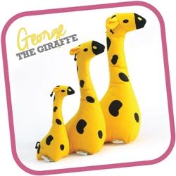 Giraffe - Beco Family Plush Toys for Dogs