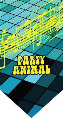 Party Animal Dog Bandana by Dog Fashion Living