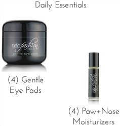 Dog Daily Essentials Starter Package by Dog Fashion Spa