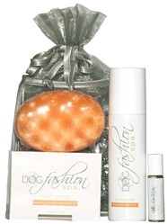 Sweet Orange Essential Oil Gift Set by Dog Fashion Spa