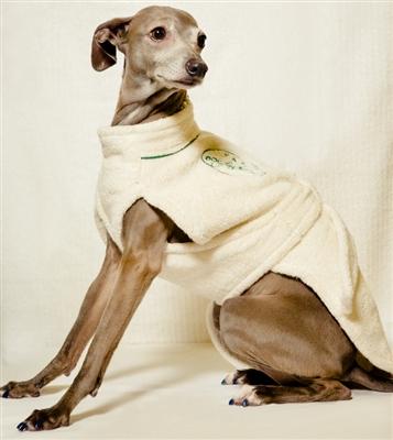 Dog Bathrobe by Dog Fashion Spa
