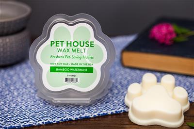 Pet House Wax Melts, 3oz
