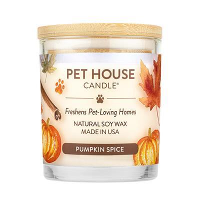 Pet House Candles, Autmn Display
