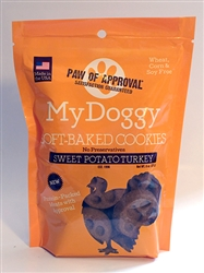 8oz Bag of Turkey Sweet Potato My Doggy™ Protein Line
