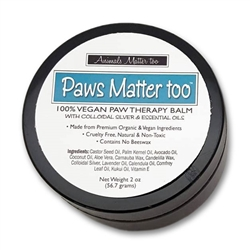 Paws Matter Too™ Vegan Paw Balm by Animals Matter Too