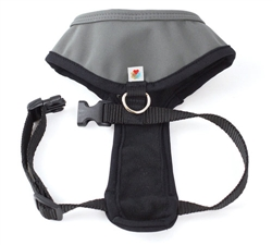 Charcoal Soft Harness