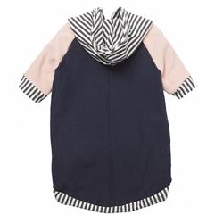 Bamboo Fleece Sweatshirt Navy