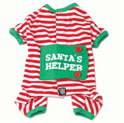 Santa's Helper PJs
