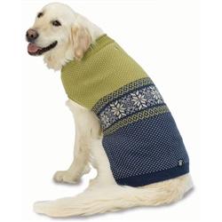 Stormy's Snowflake Sweater