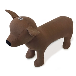 DOGO Mannequin Dog Brown